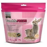 Tumblefresh Bedding 8.5 Litres - Supreme (TP)(TUMBLES) (The New Carefresh) Price €7.50 [£6.53]