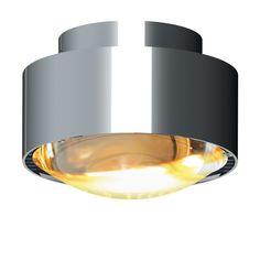 Puk Move LED Wand- und Deckenleuchte Glas chrom matt Jetzt bestellen unter: https://moebel.ladendirekt.de/lampen/deckenleuchten/deckenlampen/?uid=eca2a7b8-5c1e-5924-84a3-994539c55d88&utm_source=pinterest&utm_medium=pin&utm_campaign=boards #deckenleuchten #leuchten #lampen #deckenlampen