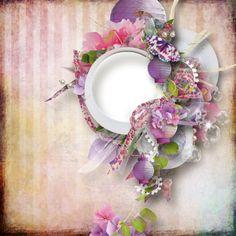 "Photo from album ""Vero_precious"" on Yandex. Floral Wreath, Scrapbook, Album, Yandex Disk, Beautiful, Floral Crown, Scrapbooking, Flower Crowns, Flower Band"