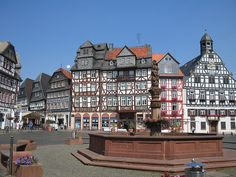 Butzbach, Germany. How it use to be!