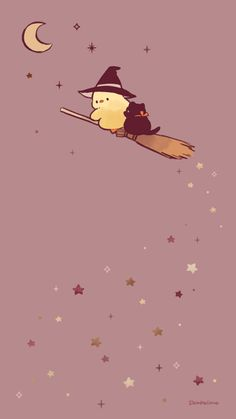 Cute Pastel Wallpaper, Wallpaper Iphone Cute, Wish Granted, Yellow Animals, Cute Little Drawings, Cute Doodles, Cool Backgrounds, Pretty Wallpapers, Sticker Shop