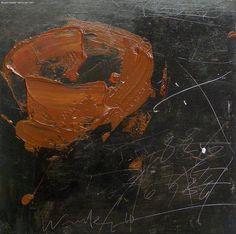 "Josef Winkler, ""untitled"" 2010 15.7 x 15.7 inch Acrylic Wood"