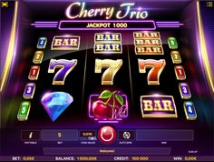 In the world of online casino slot games, Cherry Trio is one of the most innovative games that you can come across. Online Casino Slots, Casino Slot Games, Slot Online, Doubledown Casino, Casino Bonus, American Casino, Welcome New Members, Coin Values, Free Slots