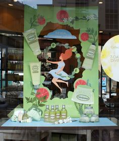 Candi-Cloud: A collection of window displays... so far
