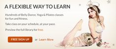 Datura Online Belly Dance Classes: Learn Belly Dancing Now | Datura Online