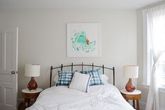 Take a dip in your home decor with a wall art print from Minted.