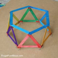 Five Engineering Challenges with Clothes Pins, Binder Clips, and Craft Sticks