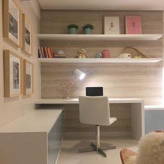 Home office quarto adolescente 44 ideas for 2019 Home Office Design, Home Office Decor, House Design, Home Decor, Study Room Decor, Appartement Design, Bedroom Desk, Teen Bedroom, Bedrooms