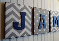 Custom listing. ***Note that these wall letters are custom made for the buyer; please allow 5-6 weeks for delivery*** These wooden letters are