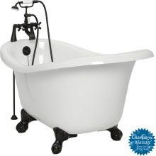 1000 Images About Clawfoot Stand Alone Tubs On Pinterest