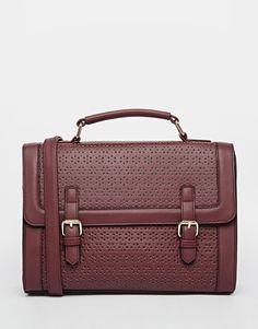 44cd5739ab18 Large Punchout Satchel Bag. Weekly OutfitsShoulder StrapSatchel ...
