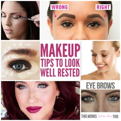 No matter how much sleep you really got, make it look like you got more than enough beauty sleep with these awesome wide awake makeup looks and hacks.