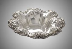 Reed & Barton sterling Francis I nut dish #569 by SearchEndsHere on Etsy