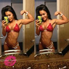Jessica Arevalo - IFBB pro bikini