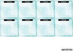 Como Fazer Post It, Agenda Planner, Wallpaper S, Bullet Journal, Printables, Stickers, Flashcard, Polaroids, Sims 4