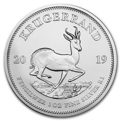 You now have a 1 oz Silver South Africa Krugerrand MintDirect® Premier Single. The Silver 1 oz BU features the distinctive Krugerrand design, making it an irresistible addition to any collection. Gold American Eagle, American Coins, Bullion Coins, Silver Bullion, Gold Eagle Coins, Gold Coins, Gold Krugerrand, Maple Leaf, Silver Coins For Sale