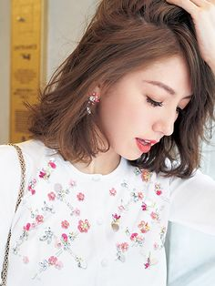 Chesty e-boutique : Flower Spangle Cardigan
