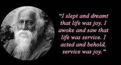 Words of wisdom: Rabindranath Tagore's famous and inspirational quotes - Education Today News Education Today, Education Quotes, Quotes And Notes, Poem Quotes, National Anthem Of India, Tagore Quotes, Rabindranath Tagore, Collection Of Poems, Philosophy Quotes