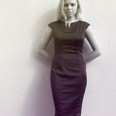 Coco Black Dress