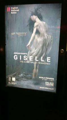 Giselle (ENB), Manchester Oct. 2016