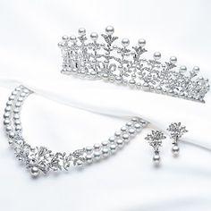 Tópicos que colocam a imagem da tiara