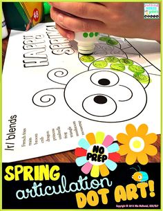 Articulation is NO PREP and a fun way to immediately reinforce correct sound productions in articulation therapy, and all sounds are included! The butterfly and caterpillar pages are a great addition to your hungry caterpillar  units ~