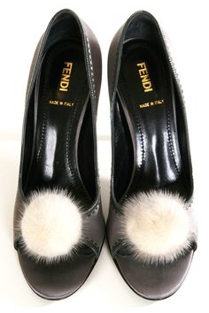 FENDI HEELS | The House of Beccaria#
