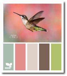 Gorgeous color combination!