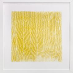Abstract Herringbone by Paper Dahlia at minted.com