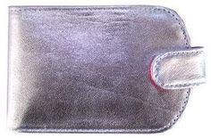 Big Skinny Metallic Leather Taxicat Wallet Silver Big Skinny. $40.49. Save 10%!