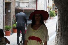 Yellow 2015 #PaoloCasalini  #Seta #Pelle #Paglia. Per il matrimonio del mio migliore amico il #cappello è d'obbligo!