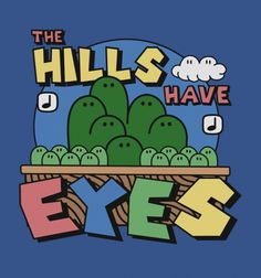 The Hills Have Eyes - BustedTees - by karilikelikes