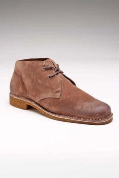 Classic Desert Boots.