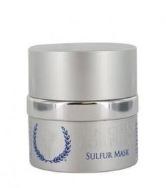 Clinicians Complex Sulfur Mask-2.75 oz by Clinicians Complex. $25.50. Helps firm the skin's texture. Softens and smoothes. Purifies and balances. Leads to clearer, brighter skin. Features gentle yet effective ingredients. Look Who's Talking. Your skin!Breaking out with acne is your skin's way of telling you about a deep seated problem. So give your skin the care and attention that it requires with Clinicians Complex Sulphur Mask. It helps reducing acne by extracting the ...