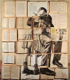"""""""Os livros são o avião e o trem, e a estrada. Eles são o destino, e a viagem. Eles são o lar.""""  Anna Quindlen."""
