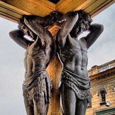 """204 Me gusta, 3 comentarios - Las líneas de la belleza. (@george_sergeenko) en Instagram: """"This is... Las líneas de la belleza #arte #art #sculpture #skulptur #escultura #escultura…"""""""