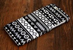 Aztec Pattern iPhone 6/5S/5C/5/4S/4 Case Samsung Galaxy S5/S4/S3/Note3 Case #159 - iPhone 6