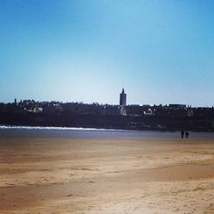 "West Sands, St Andrews - The ""Chariots of Fire"" beach! Fond memories of  many happy childhood days playing here."