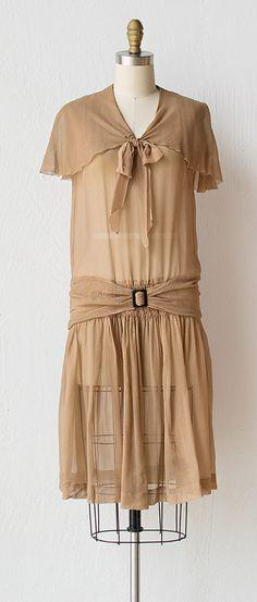 vintage 1920s dress | 20s dress