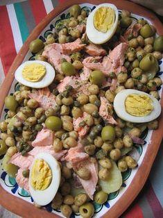 Salade de pommes de terre à la portugaise