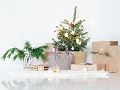 Scandinavian Nordic Interior Winter Decoration Gifts Christmas Handbag