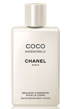 CHANEL COCO MADEMOISELLE FRESH BODY LOTION available at #Nordstrom