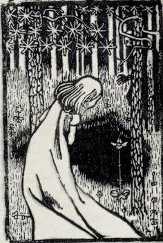Akseli Gallén-Kallela: Kalman kukka, 1895