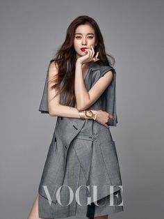 Han Hyo Joo covers the March edition of Vogue Taiwan, she looks amazing. Korean Beauty, Asian Beauty, Asian Woman, Asian Girl, Bh Entertainment, W Two Worlds, Vogue Covers, Korean Actresses, Korean Celebrities