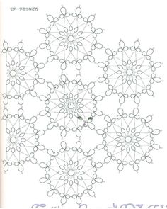 Tatting lace nv6517 part2