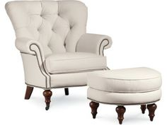 Thomasville Living Room Vienna Chair