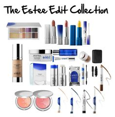 """The Estee Edit Collection"" by minadinamike on Polyvore featuring beauty and Estée Lauder"