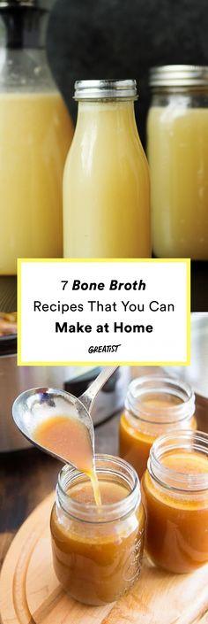 You got this. #greatist https://greatist.com/eat/bone-broth-recipes