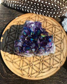 A personal favorite from my Etsy shop https://www.etsy.com/listing/495897478/angel-aura-amethyst-crystal-amethyst
