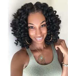 Styles Crochet Braids Ideas 47 beautiful crochet braid hairstyle you never thought of before Styles Crochet Braids. Here is Styles Crochet Braids Ideas for you. Styles Crochet Braids shake n go protectif style braided cap for crochet braids we. Curly Crochet Hair Styles, Crochet Braid Styles, Crochet Braids Hairstyles, Braided Hairstyles, Curly Hair Styles, Crochet Twist, Crotchet Braids, Quick Crochet, Hairstyles 2016